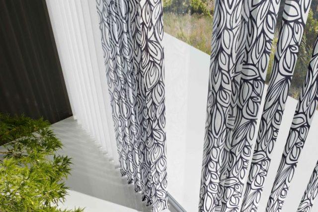 Design szalagfüggöny – az árnyékoló, ami izgalmassá teszi a belső tereket!